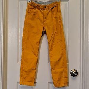 EUC H&M Boy's corduroy skinny pant sz 8-9